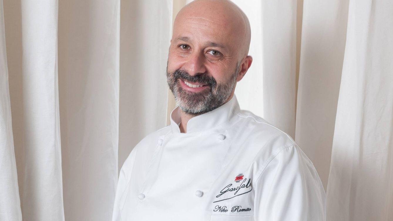 Foto: El chef Niko Romito. (Massimiliano Polles. Garofalo)
