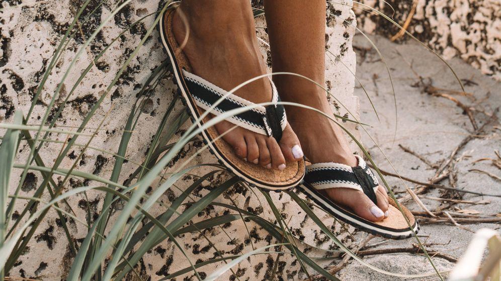 Foto: Cómo preparar los pies para las primeras sandalias. (Unsplash)