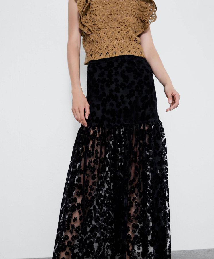Foto: Zara nos deja sin palabras con este diseño (digno de la alta costura) tan especial. (Cortesía)