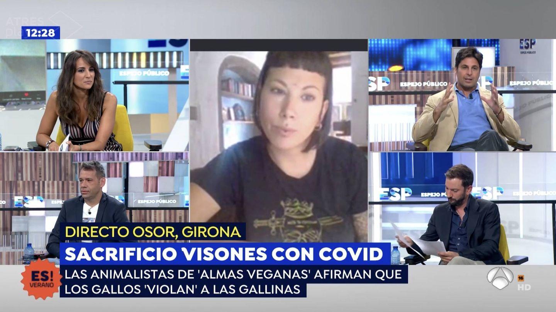Fotograma del programa 'Espejo público'. (Atresmedia Televisión)