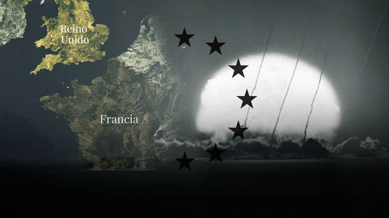 El pique nuclear entre Francia y Reino Unido que dejó a Europa sin ejército