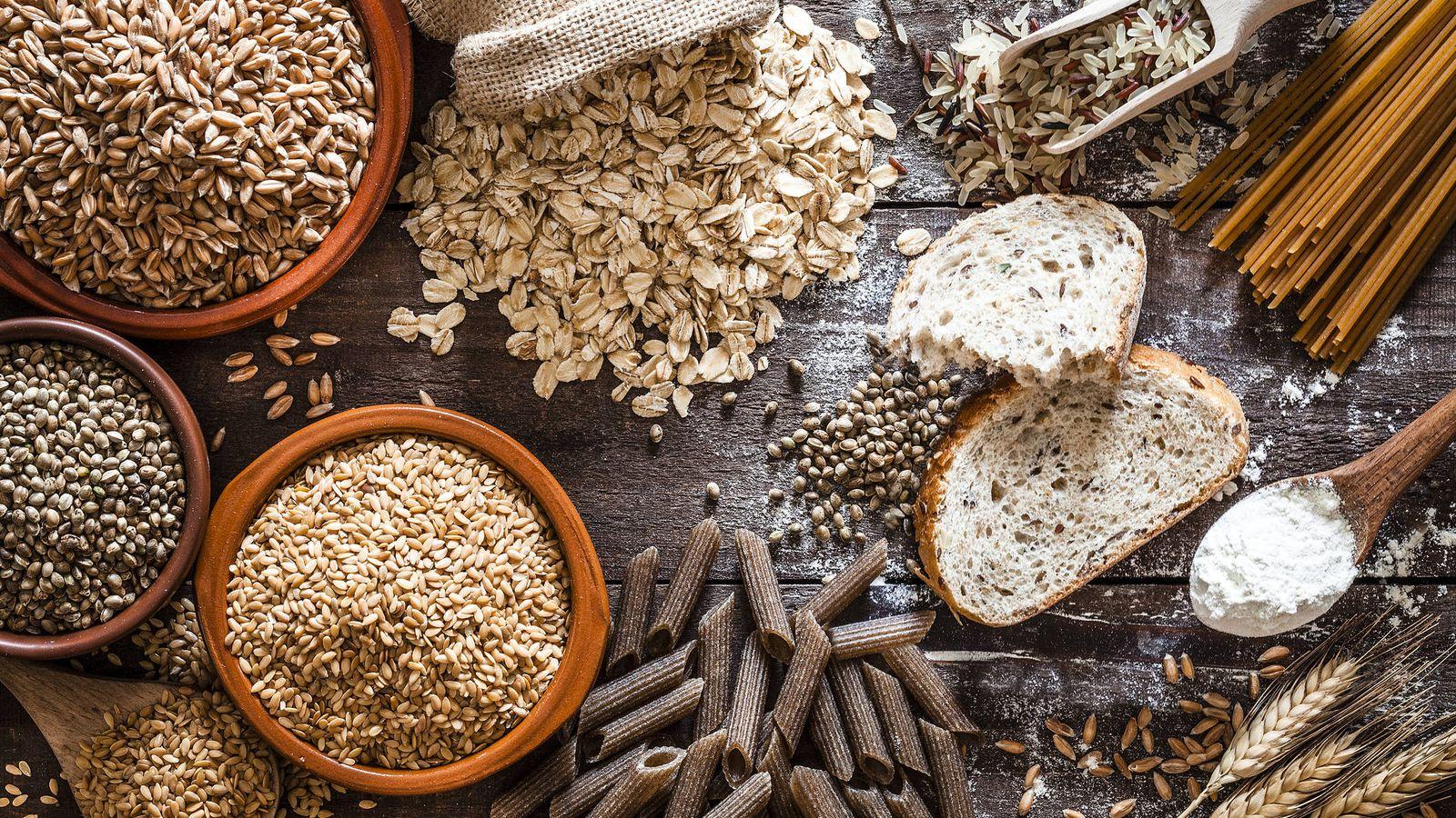 Foto: Estas comidas están llenas de hidratos de carbono. (iStock)