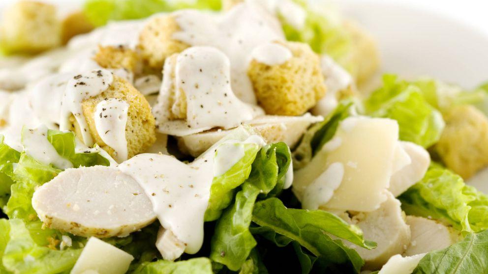 Cómo añadir proteína a una ensalada y que además sea deliciosa