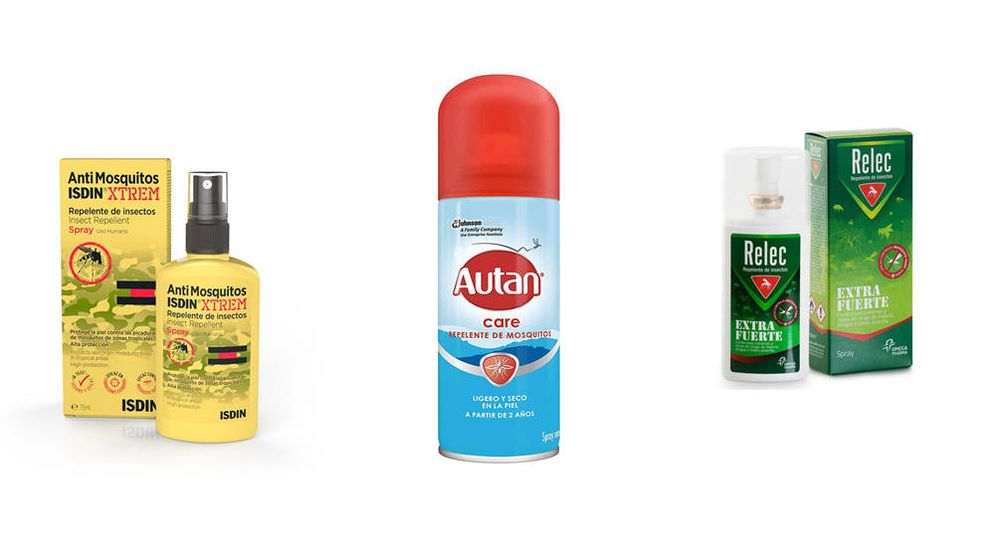 Los mejores repelentes de mosquitos para evitar picaduras indeseadas