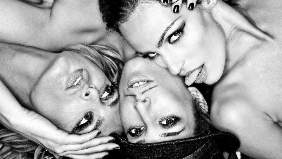Así se hacen los tríos entre mujeres
