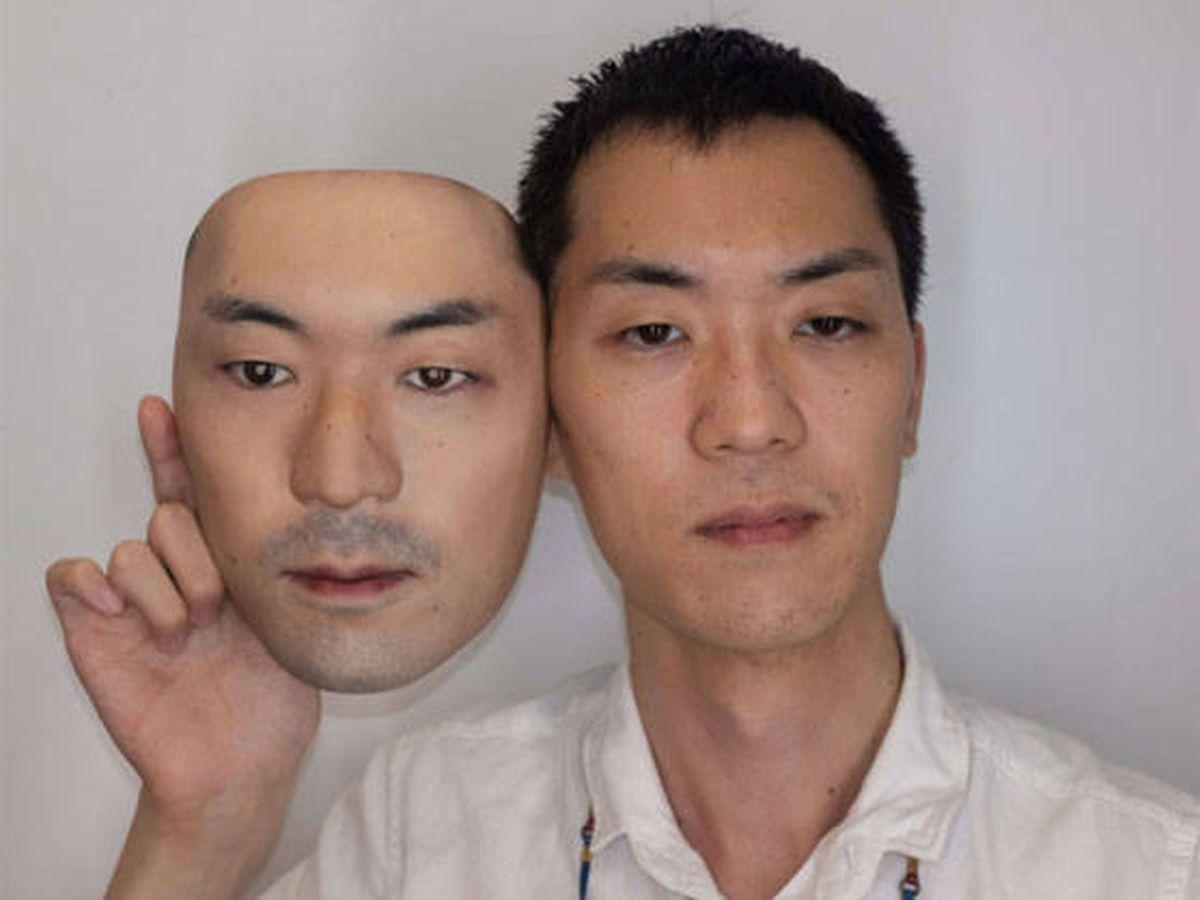 Foto: Estas máscaras pueden llegar a valer hasta 1.000 euros (Foto: Twitter)