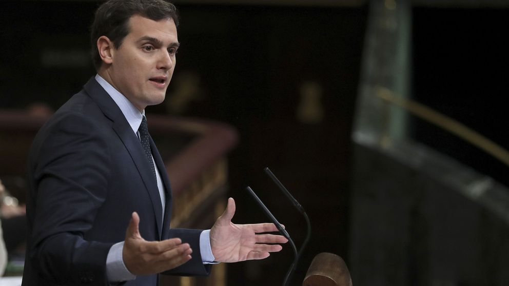 Rivera confirma su apoyo a los presupuestos, que no será un cheque en blanco