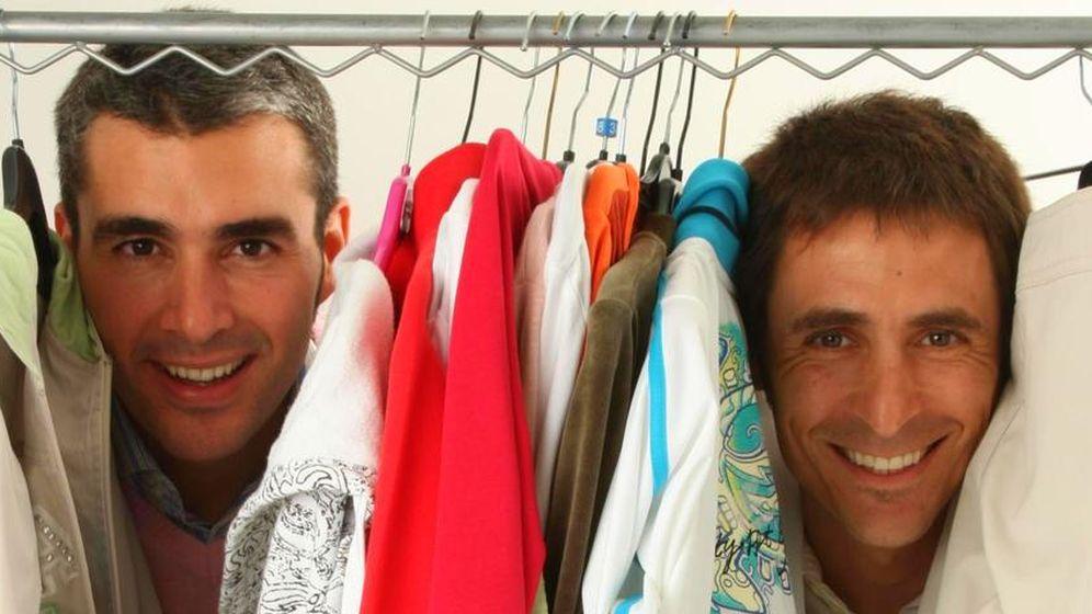 Foto: José Manuel Villanueva (izquierda) y Lucas Carné, co-fundadores de Privalia. (Foto: Privalia)