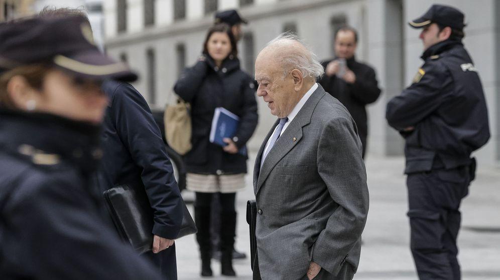 Foto: El 'expresident' de la Generalitat Jordi Pujol. (EFE)