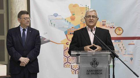 Puig apoya a Dani Mateo y Ribó le ofrece el Palau de la Música (y el cómico acepta)