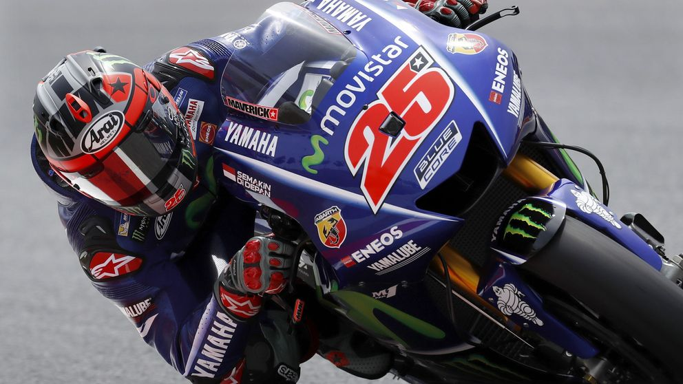 La contradicción entre Viñales y Rossi por culpa de su Yamaha