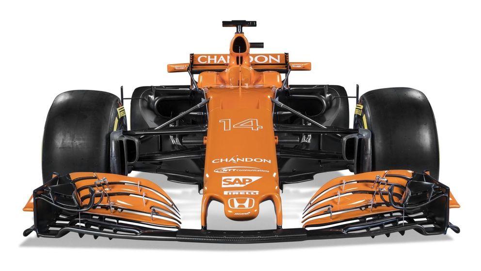 La incógnita del nuevo MCL32 y la droga de Fernando Alonso en 2017