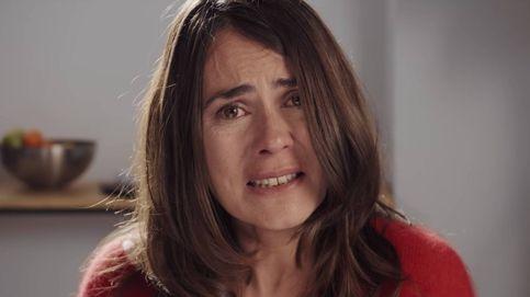 Anna Allen se reconcilia con el público en 'Paquita Salas' con una impactante escena