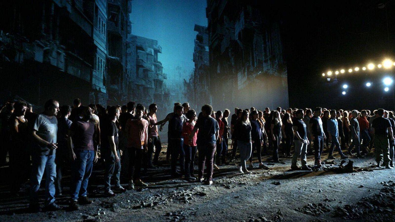 Foto: Ensayo de 'Idomeneo' en el Teatro Real