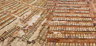 Post de Descubren una base soviética olvidada con más de 1000 tanques abandonados