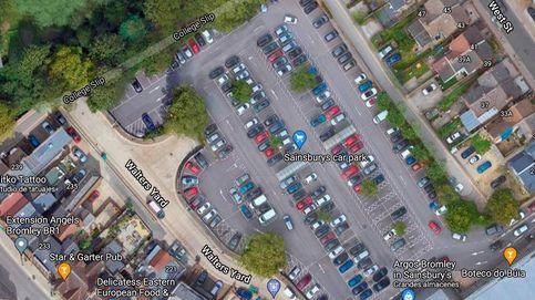El reto más excéntrico: 6 años en aparcar en todas las plazas de su supermercado