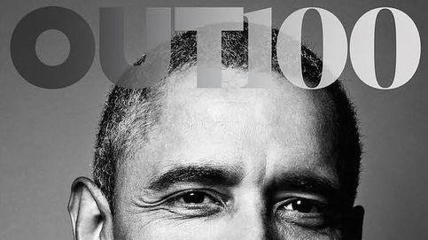 Obama, primer presidente de Estados Unidos que posa para una revista gay
