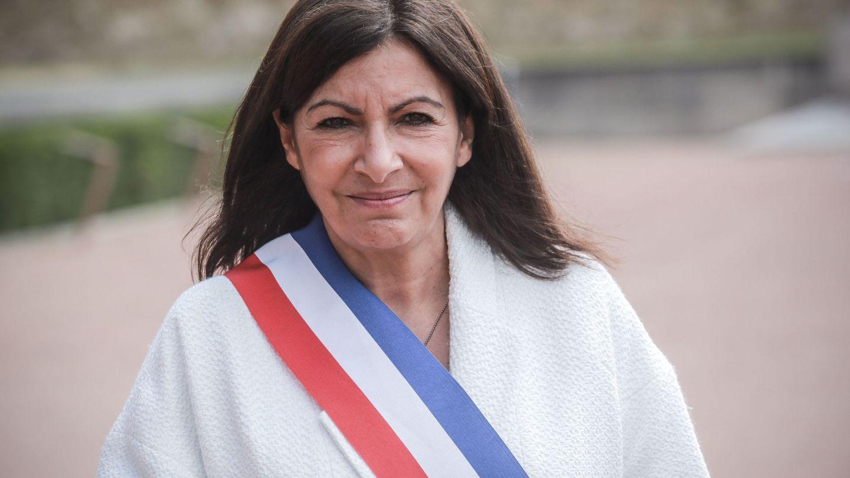 Anne Hidalgo, en una foto reciente. (EFE)