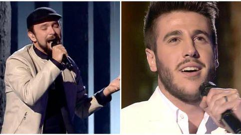 'La Voz' ya tiene a sus finalistas: Antonio José, Marcos, Maverick y Joaquín
