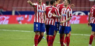 Post de El Atlético sigue su camino hacia Europa y acerca al Mallorca al descenso (3-0)