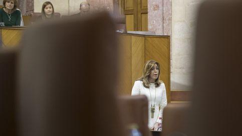 Díaz reúne a las feministas del PSOE para mostrar su apoyo frente a Sánchez