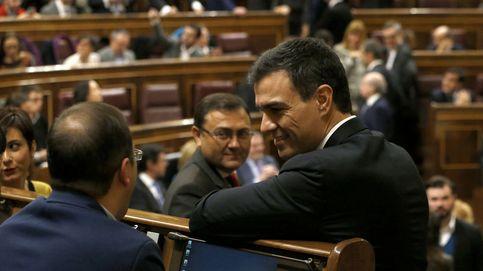 La cesión de senadores a ERC y CDC vuelve a incendiar al PSOE