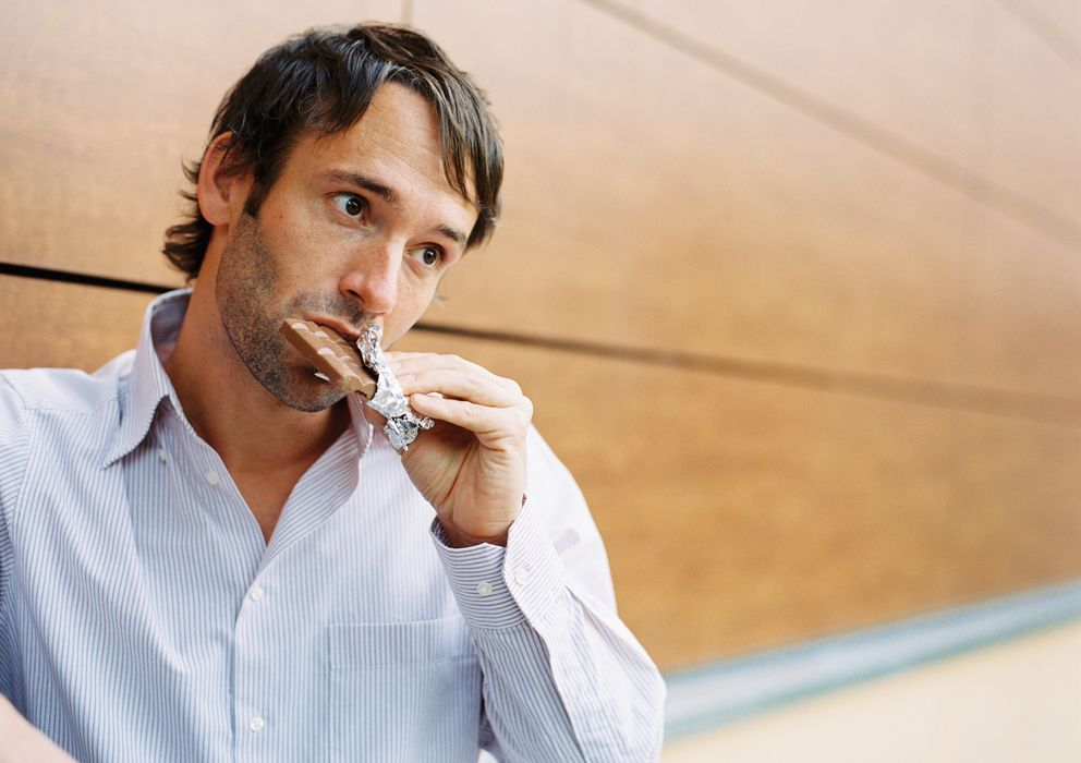 Foto: Ser delgado no te librará de los peligros de una mala alimentación. (Brigitte Sporrer/Corbis)