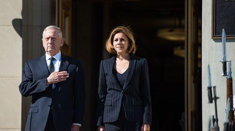 Cospedal negocia el mayor aumento del gasto militar en democracia