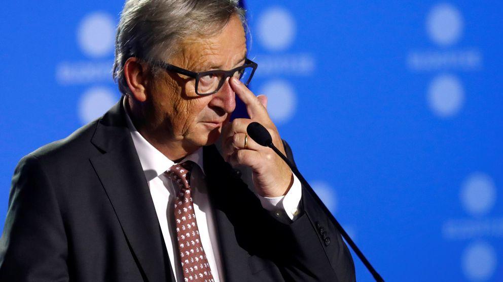 Juncker defiende la unidad de España: Respeto al Estado de derecho
