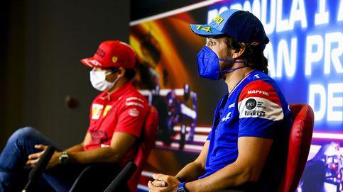 Alonso: No es lo mismo bajarte la visera y esperar al semáforo con las gradas vacías