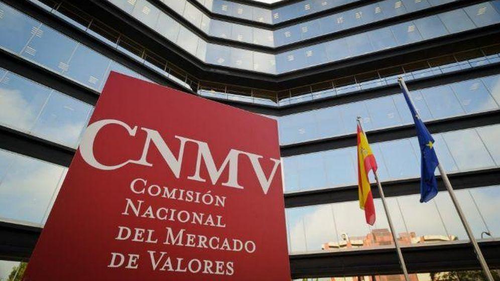 Foto: La sede de la CNMV en Madrid. (EFE)