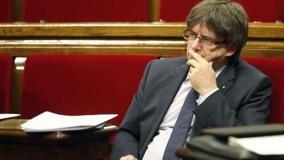 La oposición ataca a Puigdemont y él se enroca en la ruptura con España