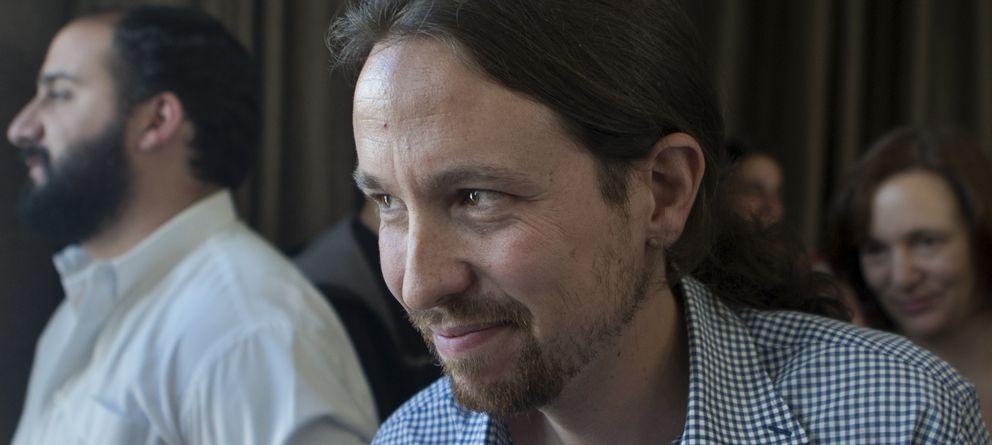 El 'sextuit' de una alumna que 'provocó' a Pablo Iglesias antes de ser líder de Podemos