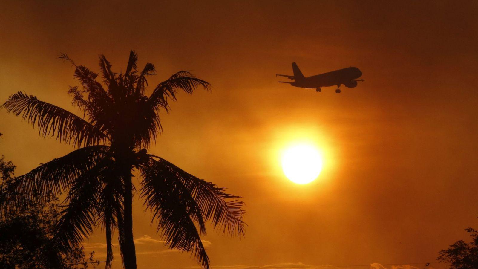 Foto: Una ola de calor azota Filipinas. (EFE)