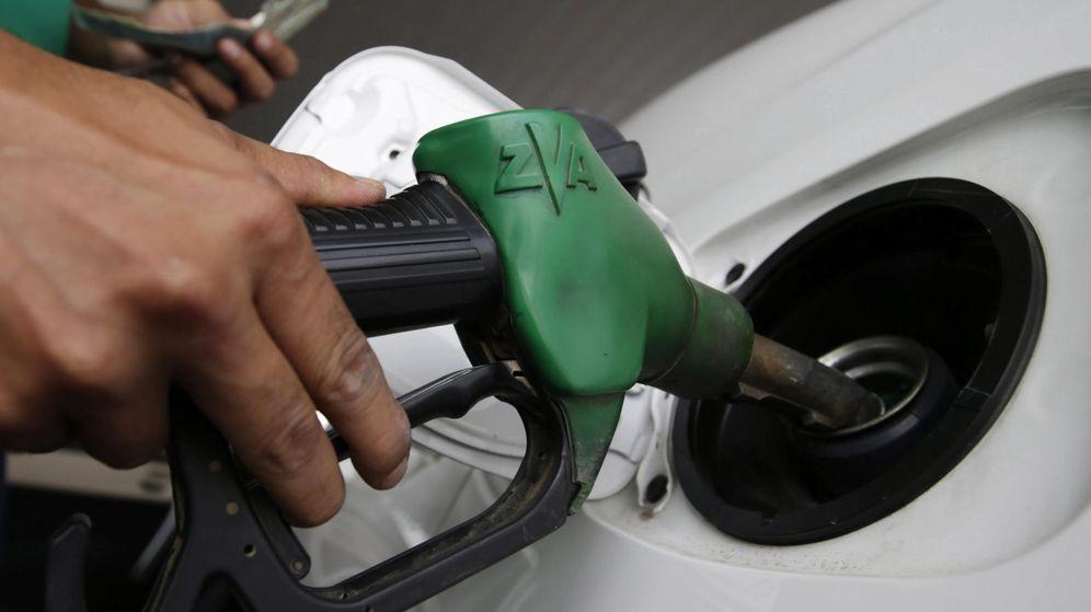 Foto: El IPC baja una décima en julio por las gasolinas y se sitúa en el 0,0%. (EFE)