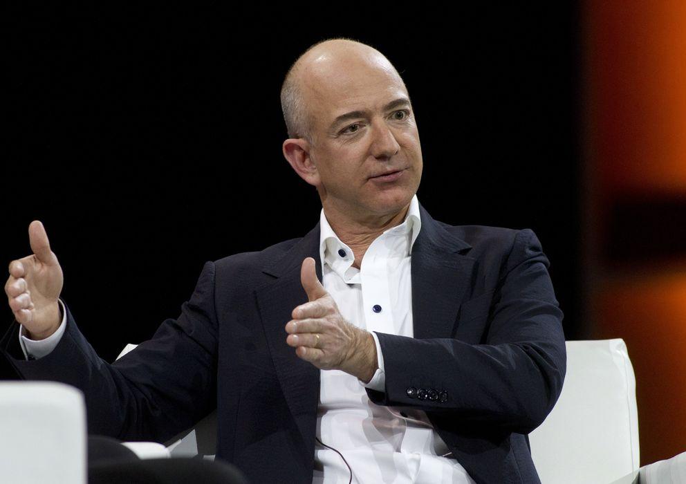 Foto: El CEO de Amazon, durante una conferencia en Las Vegas. (Richard Brian / Reuters)