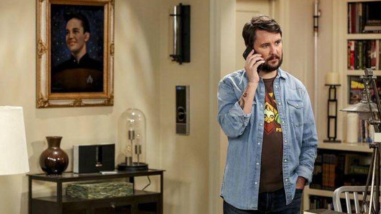 Wil Wheaton en 'The Big Bang Theory'. (CBS)