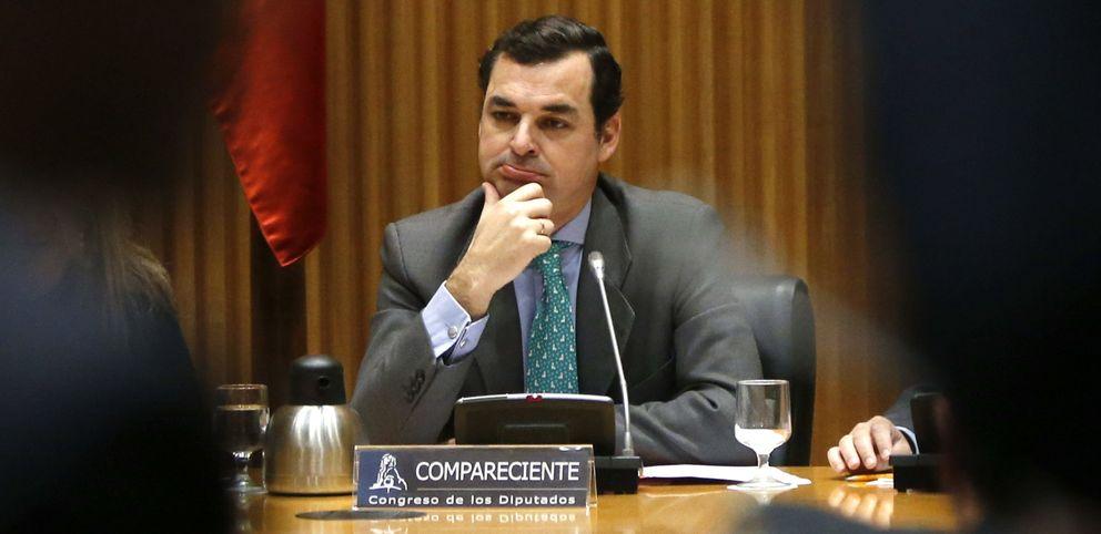 El presidente de RTVE, Leopoldo González Echenique. (EFE)