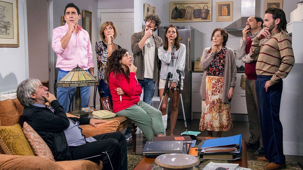 Foto: 'La que se avecina', una de las series más exitosas de Telecinco, podrá verse en Amazon. (Mediaset España)