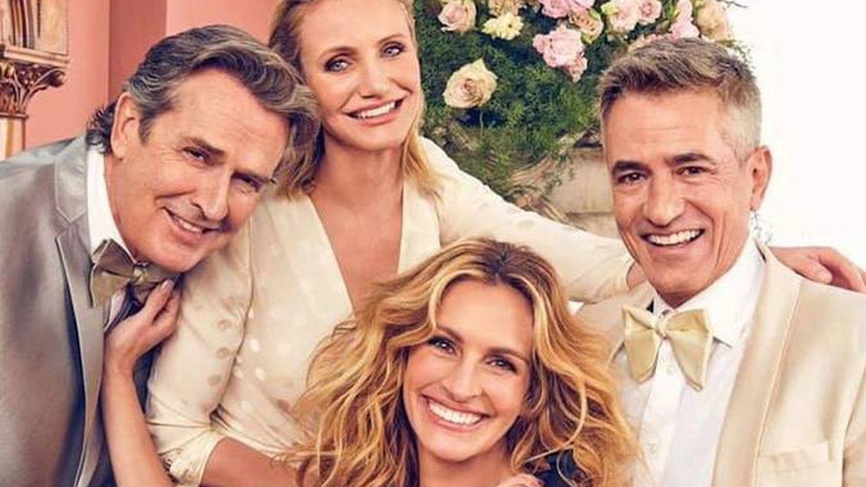 Los protagonistas de 'La boda de mi mejor amigo', juntos de nuevo por San Valentín