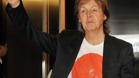 Paul McCartney dejó de fumar porros por sus nietos