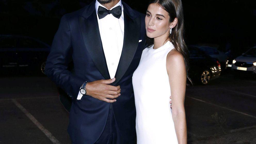 Feliciano López le pide matrimonio a Sandra Gago con un anillo de oro blanco