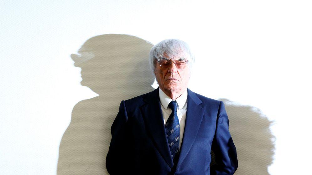 Foto: Bernie Ecclestone no será el jefe de la Fórmula 1 durante mucho más tiempo (Michael Dalder/Reuters).
