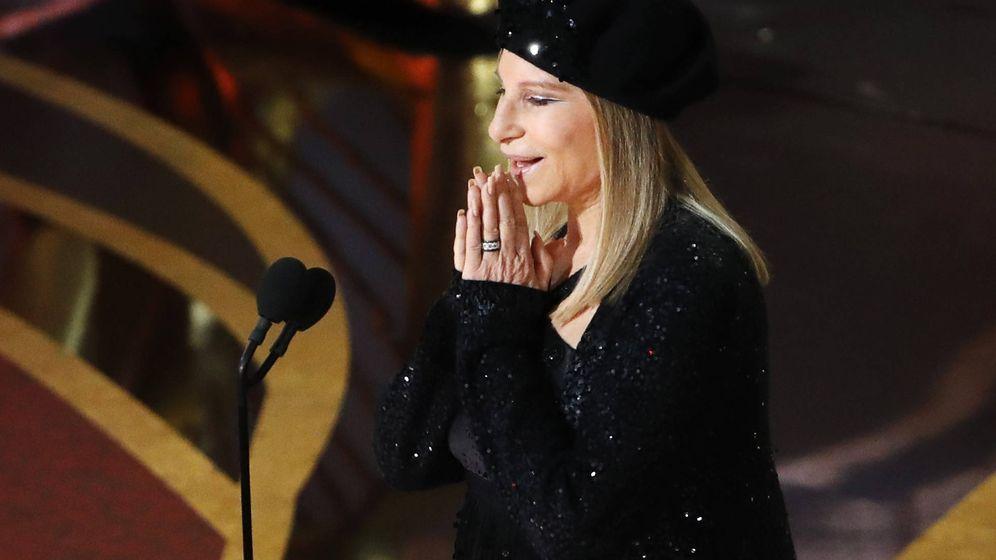 Foto:  Barbra Streisand. (Reuters)
