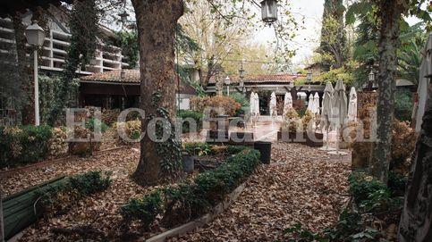 Las ruinas de un 'reinado': Currito, donde el Rey emérito celebró su 'última cena', destrozado