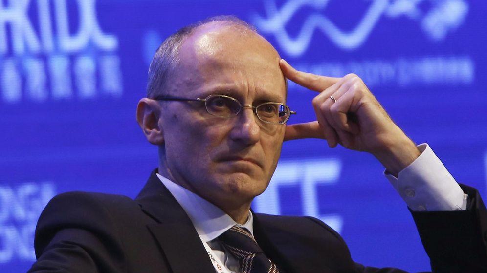 Foto: El presidente de la Autoridad Bancaria Europea, Andrea Enria.