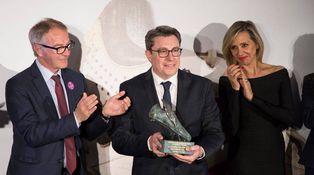 La 'mentira' desvelada por el ministro José Guirao en el Premio Carlos Matallanas