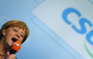 La oposición redobla sus ataques contra Merkel tras la remontada
