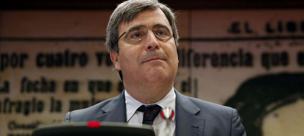 Foto: Miguel Cardenal destaca el apoyo del fútbol para el crecimiento del deporte español.