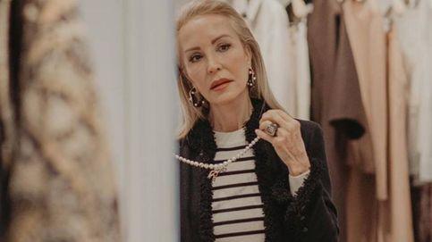 Carmen Lomana con vestido de Zara, lección de elegancia y riesgo